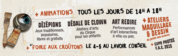 Flyer v1 Verso Animations pour site